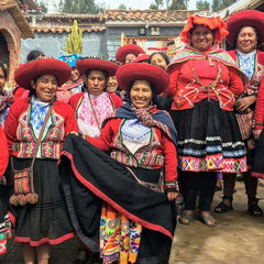 Artisans from Chincheros