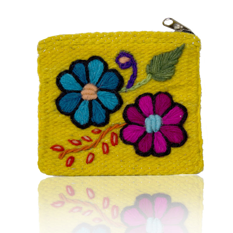 Coin Purse Yellow