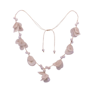 Natural Tagua Necklace