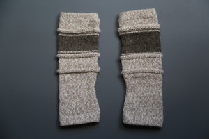 Alpaca Gloves Ancash Green