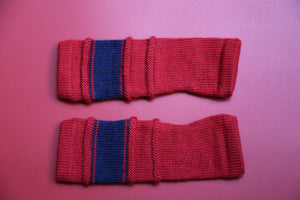 Alpaca Gloves Ancash Red