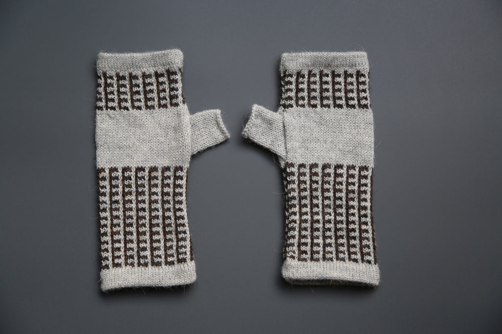 Alpaca Gloves Nazca
