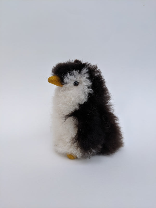 Alpaca Stuffed Penguin Small