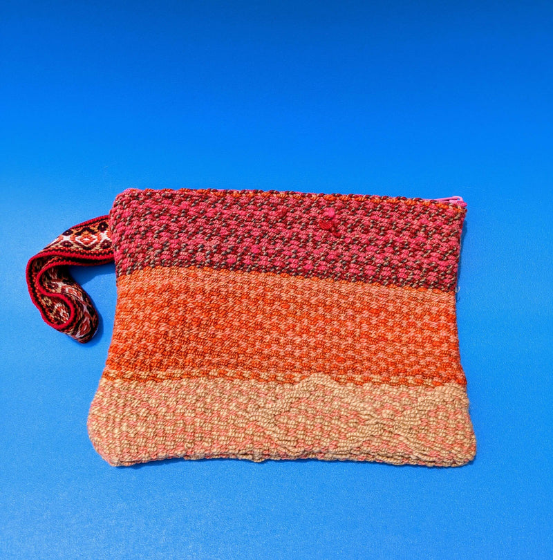 Wool Pouch Andino