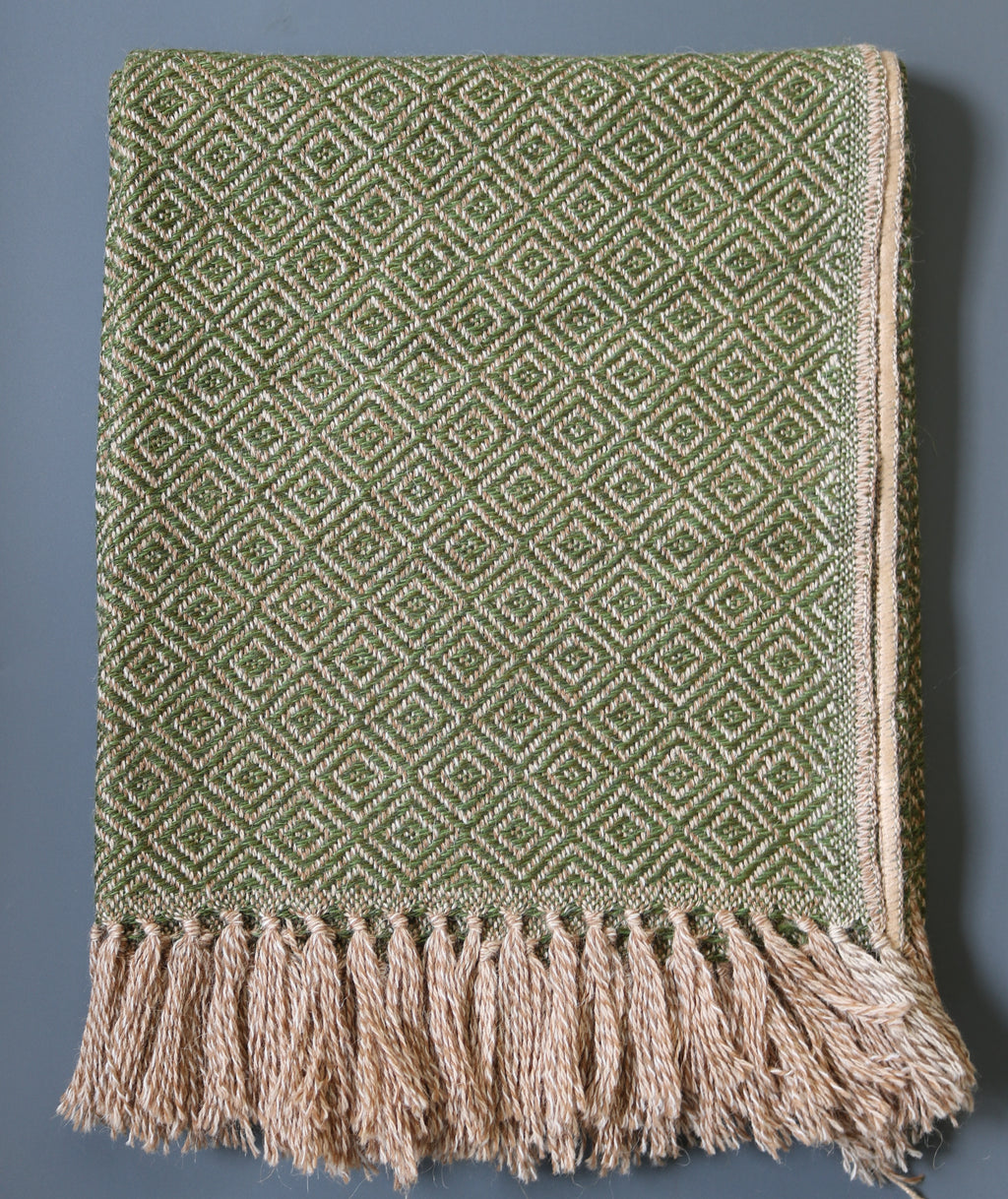 Alpaca Throw Llanos
