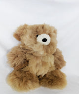 Alpaca Toy Teddy Bear Beige Large