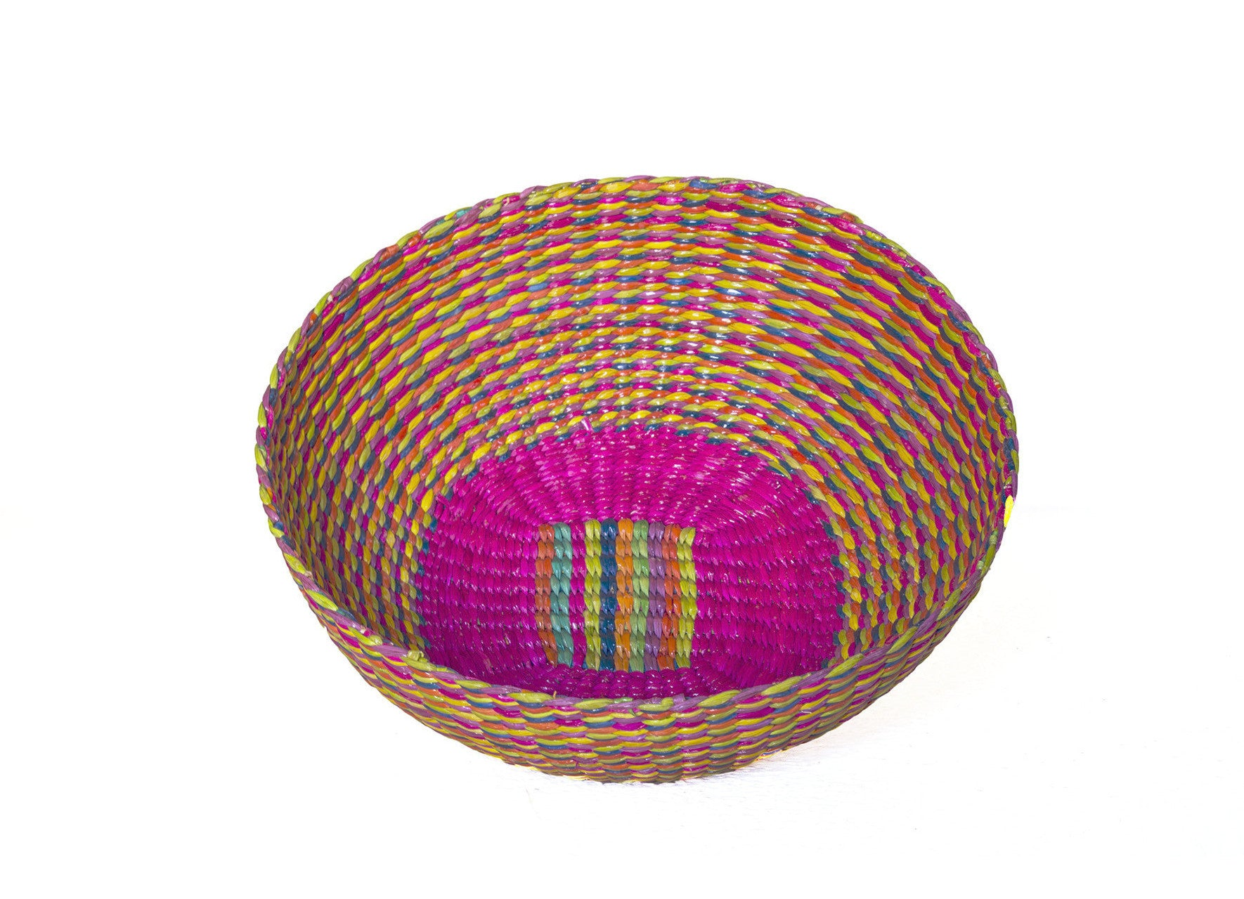 Rainbow Basket