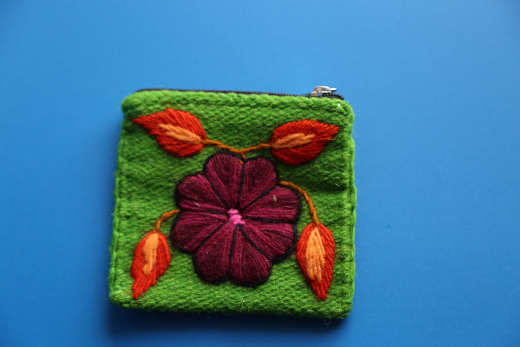 Coin Purses Green