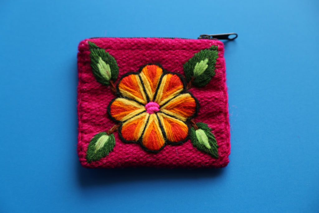 Coin Purses Fucsia
