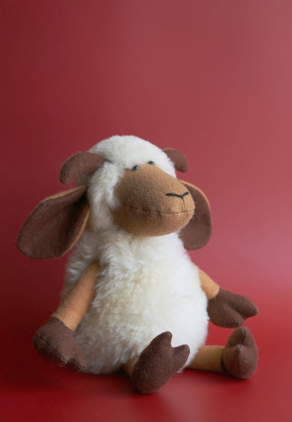Alpaca Stuffed Animal Male Sheep
