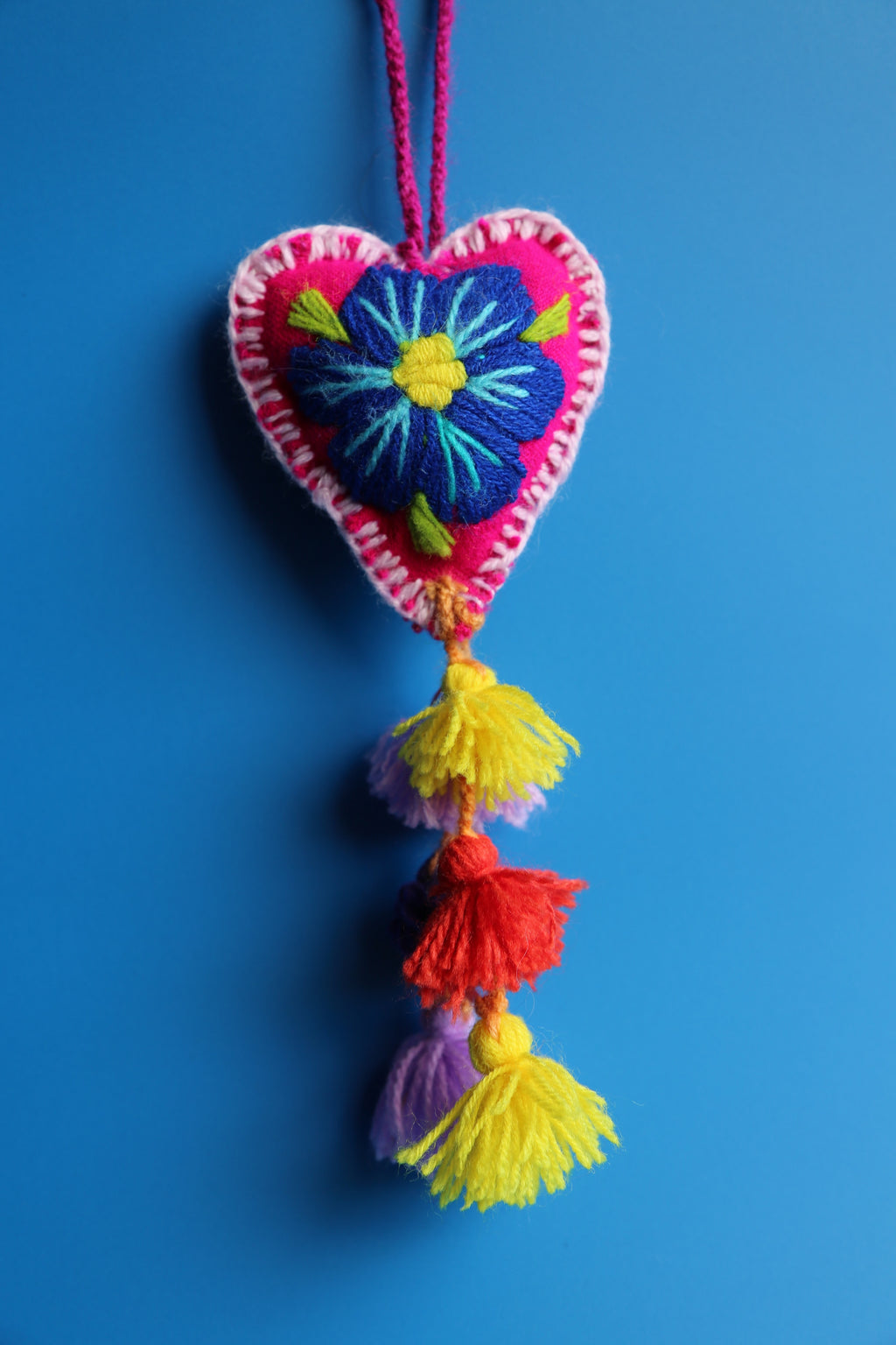 Andes Heart Ornament