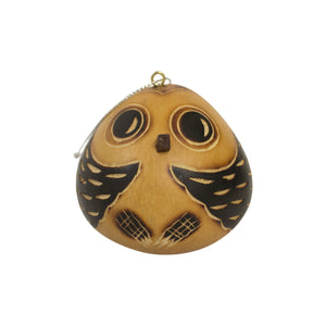 Baby Owl Ornament