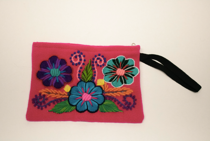 Make Up Bag Fuchsia
