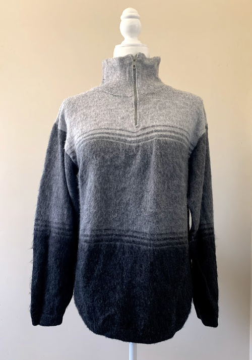 Chincheros Baby Alpaca Sweater Levels - Medium