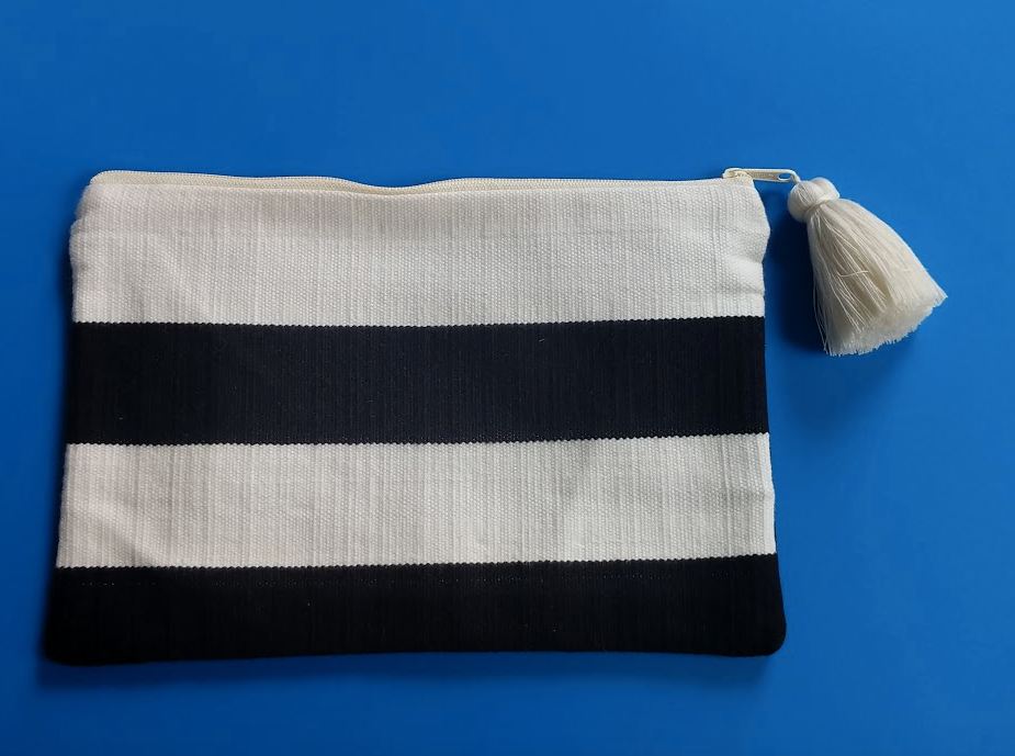 Hand Woven Cotton Pouch Classy