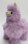 Purple Llama  Alpaca Stuffed Animal