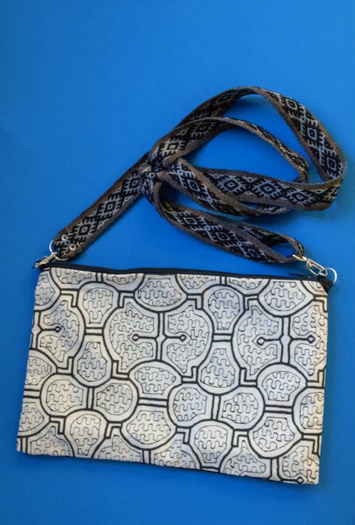 Hand Painted Shipibo Bag