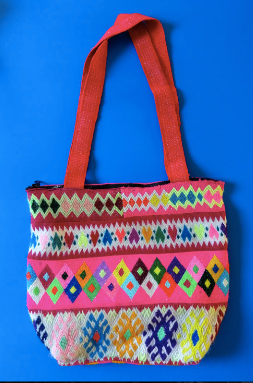 Colors of Cuzco Purse