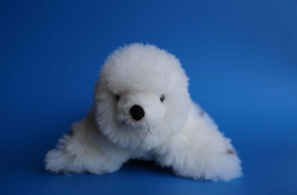 Alpaca Stuffed Sea Lion
