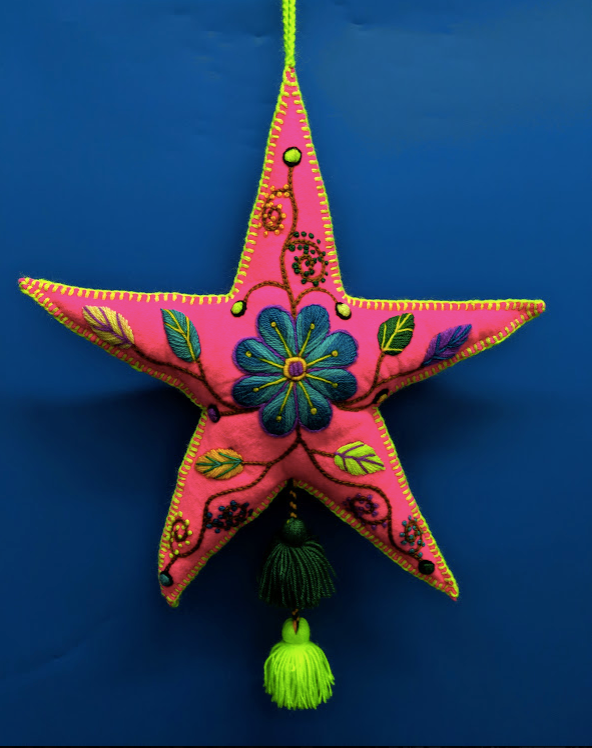 Star Decor Holiday