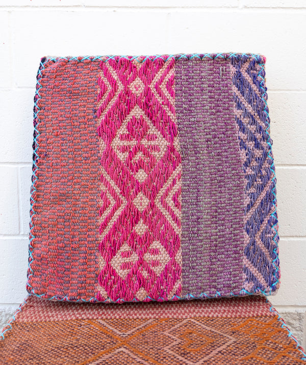 Frazada Floor Pillow Boho