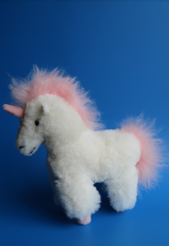 Alpaca Stuffed Unicorn