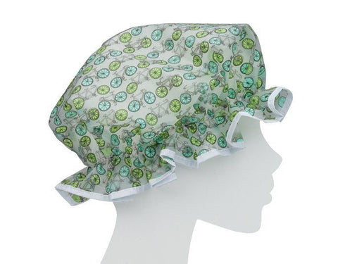 Bicycles Shower Cap - MerryBath