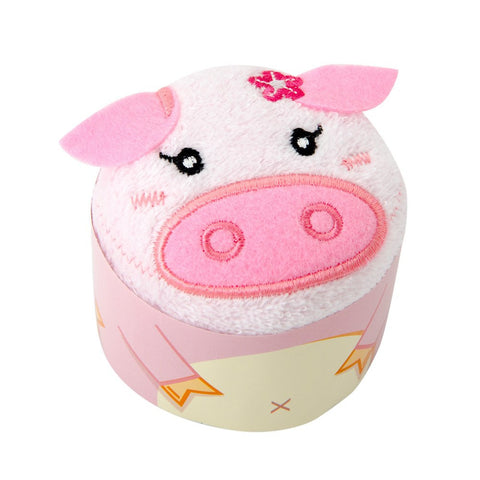 Accessories - COUTURE TOWEL <br> Oinky The Pig