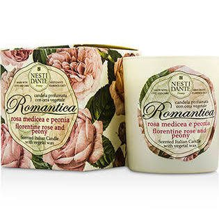 NESTI DANTE Romantica Rose and Peony Candle - MerryBath