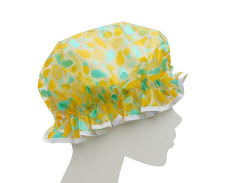 Accessories - ORE ORIGINALS <br> Pineapple Shower Cap