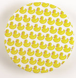 Rubber Duckies Shower Cap - MerryBath - 2