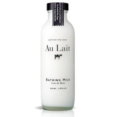 SCOTTISH FINE SOAPS Au Lait Bathing Milk - Double Size - MerryBath