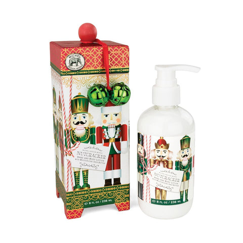 Body Lotion - MICHEL DESIGN WORKS Hand And Body Lotion - NUTCRACKER