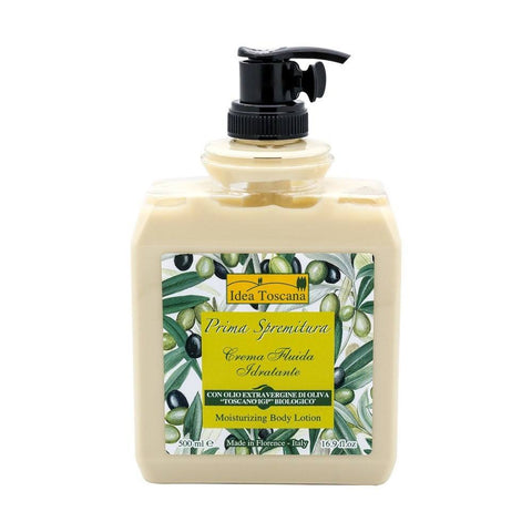 PRIMA SPREMITURA Moisturizing Body Lotion with Organic Olive Oil - MerryBath