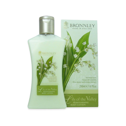 Bronnley England - Lily of the Valley Moisturizing Body Lotion - MerryBath,com