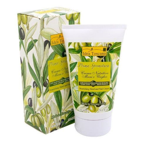 PRIMA SPREMITURA Nourishing Hand and Nail Cream with Organic Olive Oil - MerryBath