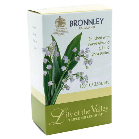 Soaps - BRONNLEY - Lily Of The Valley Soap