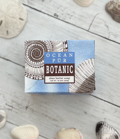 Soaps - GREENWICH BAY Soap - OCEAN PUR
