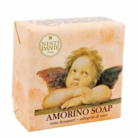 NESTI DANTE Amorino Soap -Rose Bouquet - MerryBath