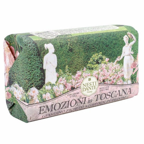 NESTI DANTE Blooming Gardens Bar Soap - MerryBath