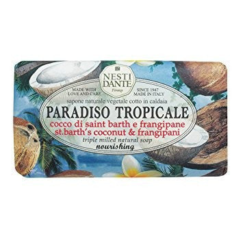 Soaps - NESTI DANTE <br> Coconut And Frangipani Soap