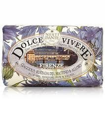 Soaps - NESTI DANTE <br> Firenze Soap <br>(Dolce Vivere Collection)