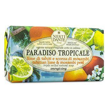 Soaps - NESTI DANTE <br> Lime And Mosambi Peel Soap