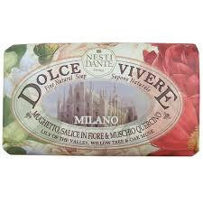 Soaps - NESTI DANTE <br> Milano Soap <br>(Dolce Vivere Collection)