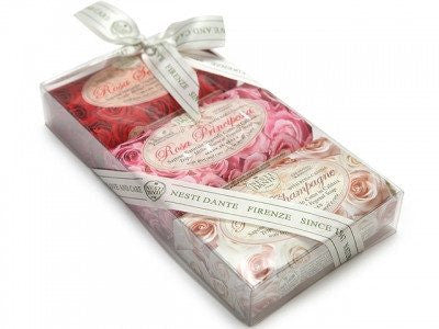 Soaps - NESTI DANTE <br> Rose Soap Gift Set