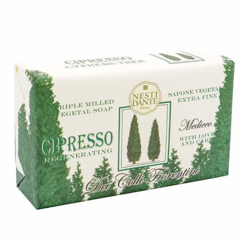NESTI DANTE Cypress Tree Bar Soap (Cipresso) - MerryBath