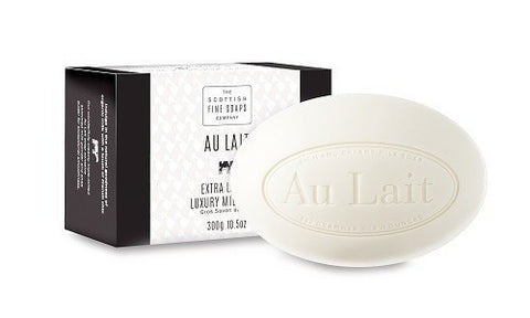 SCOTTISH FINE SOAPS Au Lait Extra Large Luxury Milk Soap - MerryBath