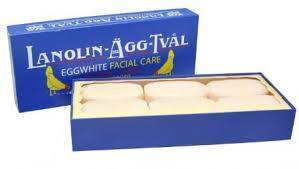 VICTORIA Swedish Lanolin Eggwhite Facial Soap Set - MerryBath