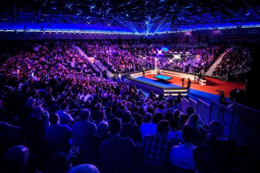 2018 MOSCONI CUP