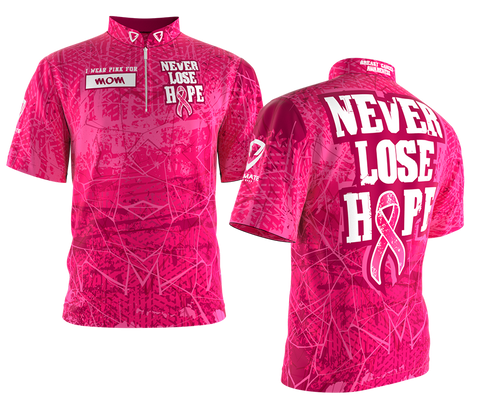 Never Lose Hope - Breast Cancer Awareness